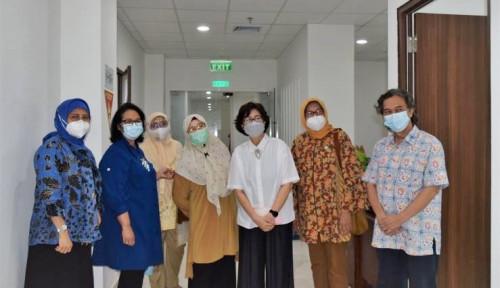 RSKGM FKG UI Beri Layanan Vaksinasi Covid-19 untuk Nakes Dewasa dan Lansia
