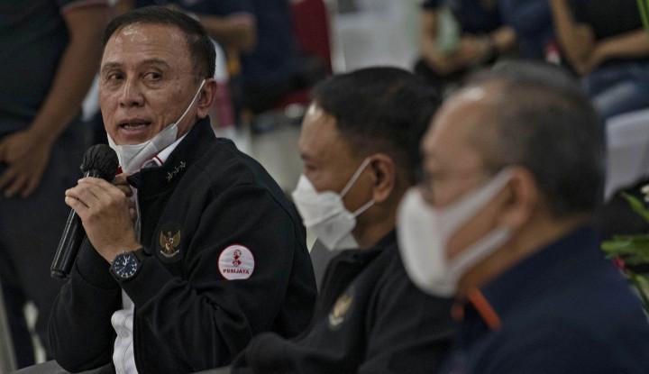 Iwan Bule Minta Pemain Timnas jangan Manja, 'Tentara Saja Bisa Meninggal di Perang'