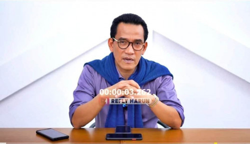 Kerap 'Serang' Pemerintahan Jokowi, Kini Refly Harun Sampaikan Permintaan Maaf