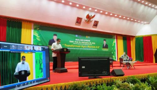 Tetap Eksis Meski Pandemi, Rektor IPB: Pertanian Jadi Lokomotif Ekonomi Indonesia