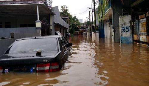 BMKG: Wilayah Jabodetabek Siaga Banjir