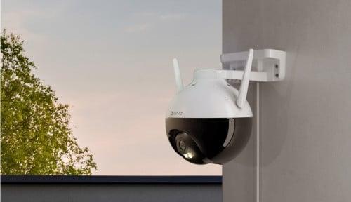 EZVIZ Hadirkan C8C, Kamera  all-in-one untuk Perlindungan Rumah Secara Menyeluruh
