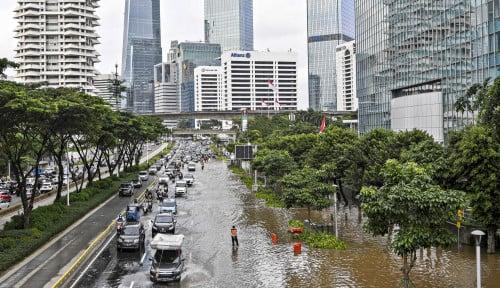 10 Tahun Lagi Jakarta Tenggelam, Wakilnya Anies Siapkan Jurus Jitu