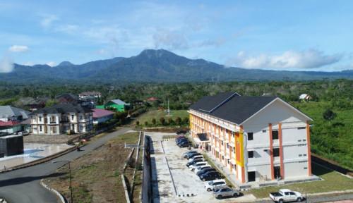 Kementerian PUPR Selesaikan Pembangunan Rusun bagi ASN Pemkab Lebong di Bengkulu