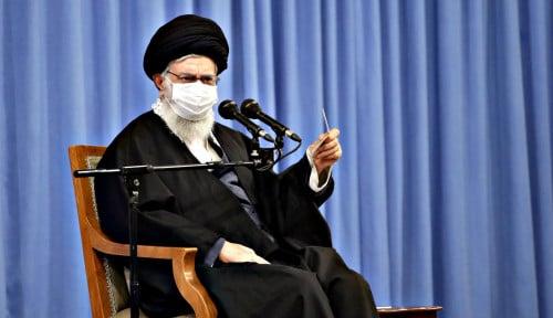 Khamenei Sudah Berikan Suaranya dalam Pemilu, Siapa yang Keluar Jadi Juaranya?