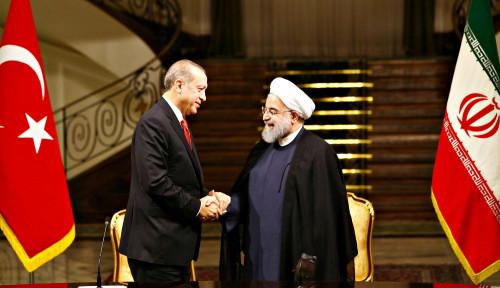 Telepon Rouhani, Erdogan Singgung Keamanan hingga Kerja Sama Ekonomi