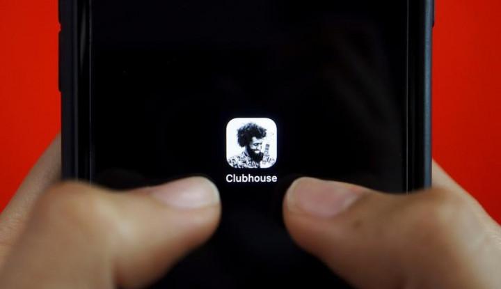 aplikasi viral clubhouse diretas, audio bocor ke situs lain