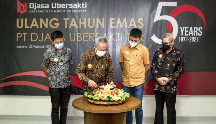 PTDU Masuki Usia ke-50 Tahun, Djasa Ubersakti Optimis Kinerja Bisnis Semakin Baik