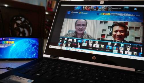 Dukung Penerapan Ekosistem Digital, Telkomsel Bersama UMA Gelar Webinar