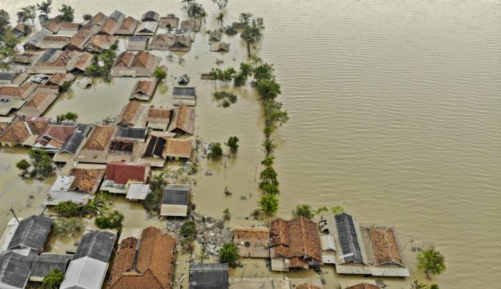Lebaran, BNPB Minta 16 Provinsi ini Waspadai Banjir Bandang