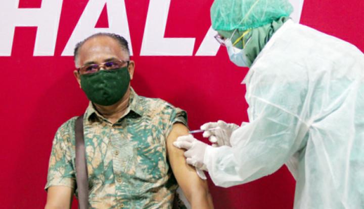 Sukses atau Tidak Program Vaksinasi Akan Tergantung Proses di Lapangan