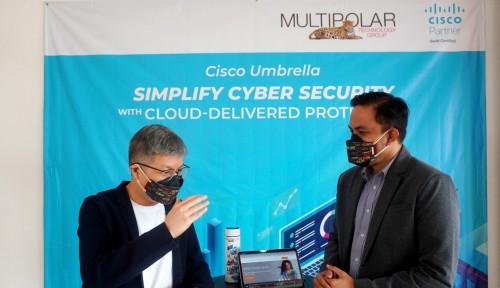 Multipolar Technology Perkuat Keamanan Jaringan dengan Cisco Umbrella