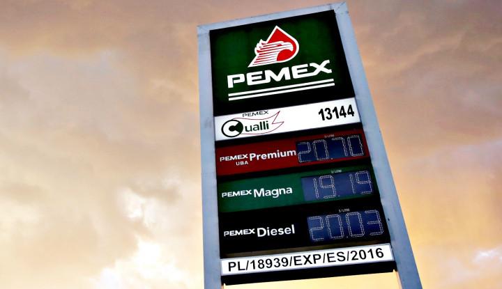 Kisah Perusahaan Raksasa: Pemex, Pertamina-nya Meksiko yang Tengah Sulit Lebarkan Bisnisnya