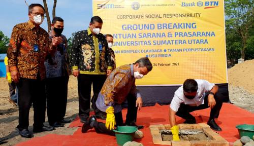 Punya Potensi Besar, BTN Siap Ekspansi di Sumatera Utara