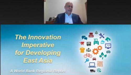 Bank Dunia Mau Negara-negara Berkembang Asia Timur Lebih Inovatif