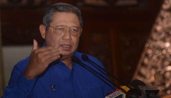 SBY Geram Difitnah Tunggangi & Danai Aksi 212, Sebut Dalangnya Petinggi Bintang 4