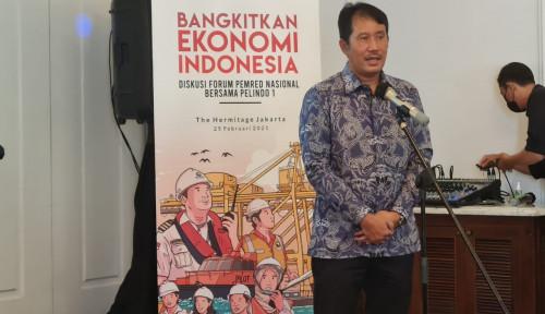 Pelindo 1 Dukung Logistik Indonesia Bisa Lebih Murah