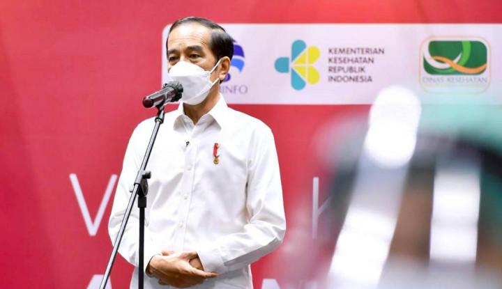 Jokowi Beberkan Bukti Bahwa Ekonomi Lagi Beranjak Pulih