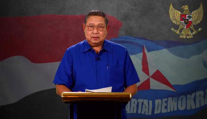 Turung Gunung SBY Sudah Ngeri dengan KLB