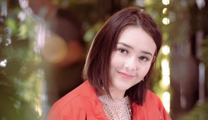 Profesional Kerja, Amanda Manopo Jamin Gak Cinlok dengan Arya Saloka