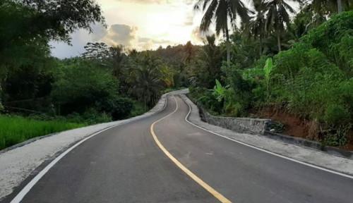 Kementerian PUPR Selesaikan 45,47 Km Peningkatan Jalan di DPSP Manado-Bitung-Likupang