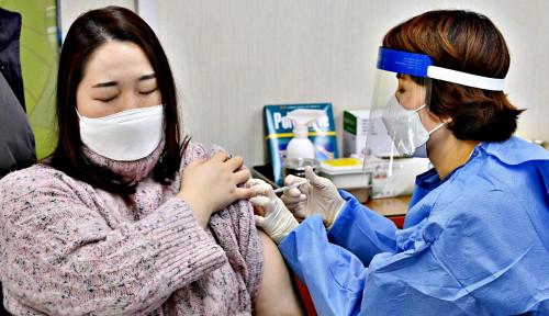 Vaksinasi Nasional di Korea Selatan Dimulai, 200 Panti Jompo Jadi Penerima Pertama