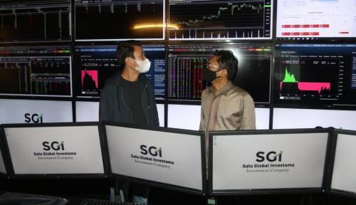 PT Satu Global Investama Optimis Pasar Modal Indonesia Tumbuh Pesat