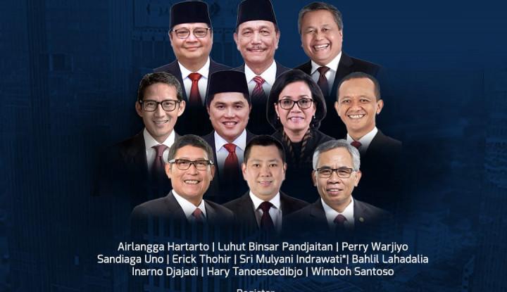 Mau Ikut Kumpul Sama Investor Global 125 Negara Serta Menteri Airlangga hingga Luhut, Cek di Sini!