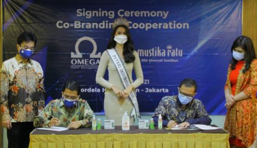 Mustika Ratu Teken Kerjasama dengan Omega Hotel Manajemen