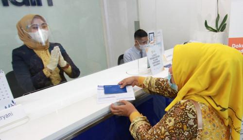 Januari 2021, Jumlah Rekening di Bank Naik 16,4 Persen