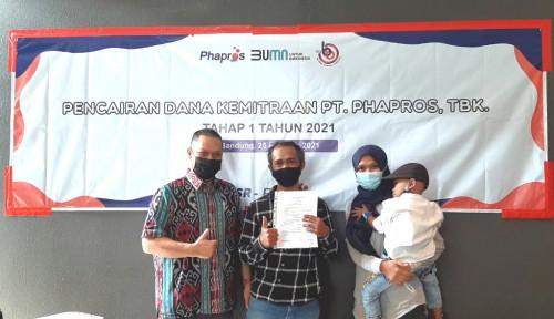 Dorong Pengembangan UMKM, Phapros Kembali Salurkan Dana Kemitraan