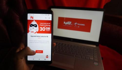 Ganti Kartu Lama ke Kartu Usim 4G dapat Kuota Hingga 30 GB