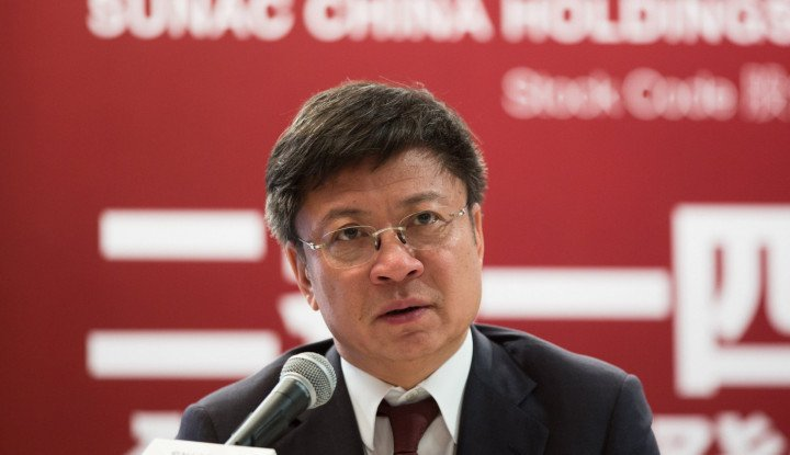 Foto Berita Kisah Orang Terkaya: Sun Hongbin, Taipan Real Estat Asal China Berharta Rp136 triliun
