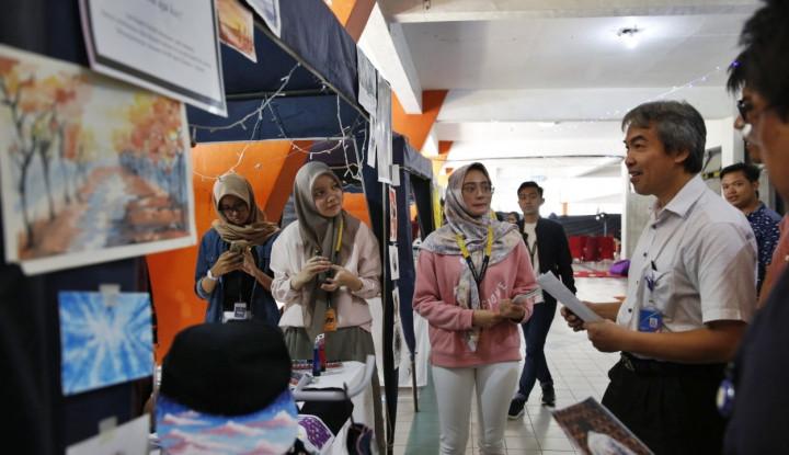 Foto Berita Universitas Pertamina Tak Hanya Cetak Sarjana, tapi Juga Wirausaha Muda