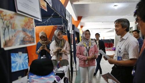 Foto Universitas Pertamina Tak Hanya Cetak Sarjana, tapi Juga Wirausaha Muda