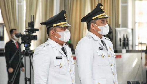 Mantu Jokowi Resmi Jadi Walikota, Pesan Gubernur Sumut Bikin Begidik...