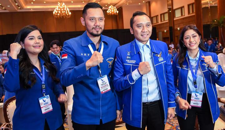 Demokrat Digoyang Kudeta, 34 Ketua DPD Ucapkan Ikrar Setia ke AHY