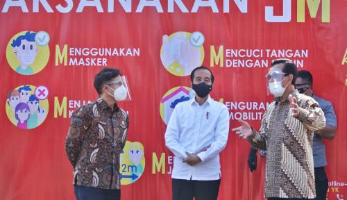 Ini Dia Percakapan antara Jokowi dan Menkes BGS Soal Obat Antivirus Kosong di Apotek
