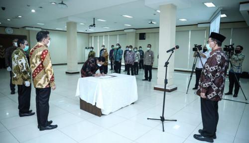 Foto Dana Bergulir LPDB-KUMKM Diharapkan Dapat Menjangkau Lebih Banyak Koperasi