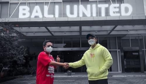 Kaesang Jabat Tangan Sama Pieter Tanuri, Saham Bali United Terbang