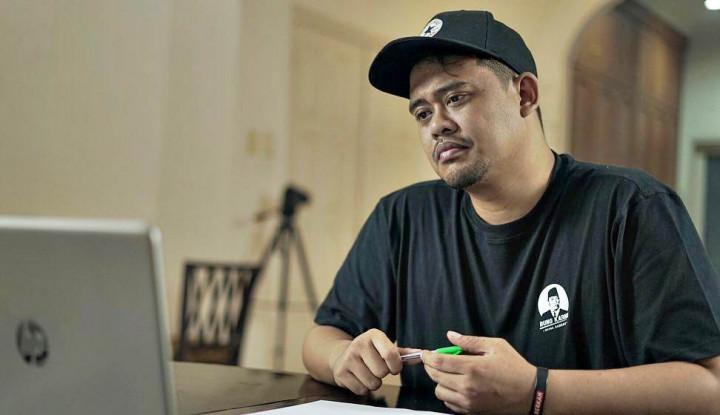 Gaya Jokowi Ditiru Bobby yang Kini jadi Wali Kota Medan