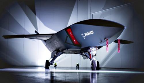 Boeing Loyal Wingman, Jet Tempur Nirawak yang Sukses Diuji Coba Australia