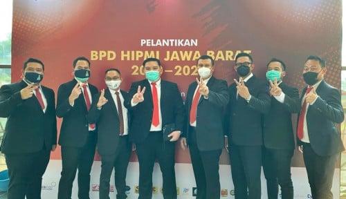 Usai Dilantik, Ini Tekad Bidang II BPD HIPMI Jawa Barat untuk Ekonomi Jabar