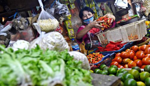 Bahan Makanan Masih Jadi Pemicu Utama Inflasi April