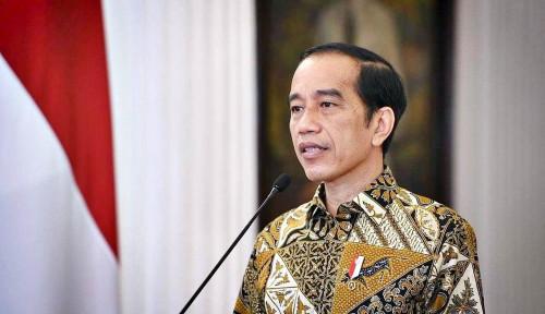 Kutip Hasil Penelitian, Jokowi sebut Kalau Virus COVID Varian Baru B117 Tak Mematikan