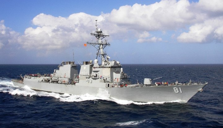 Kapal Perang Inggris Bermanuver di Selat Taiwan, Sengaja Bikin China Ketar-ketir