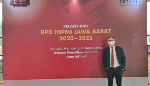 CEO ModalSaham Jadi Ketua Kompartemen Investasi UKM di BPD HIPMI Jabar