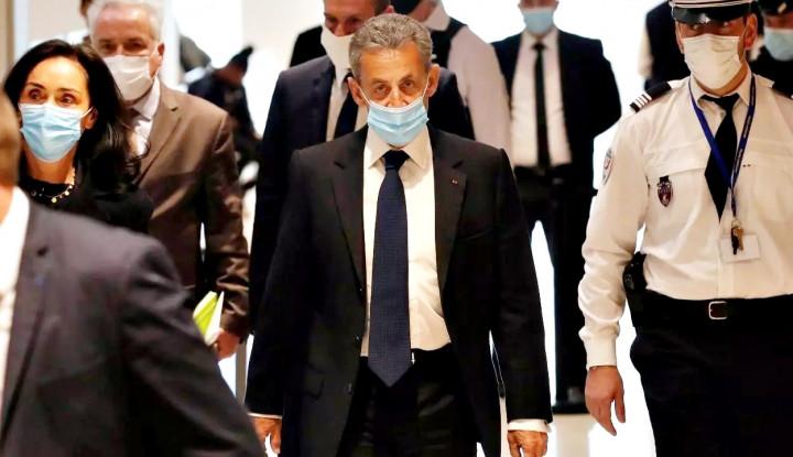 Terbukti Korupsi, Nicolas Sarkozy Jadi Eks Presiden Prancis Pertama Mendekam di Penjara