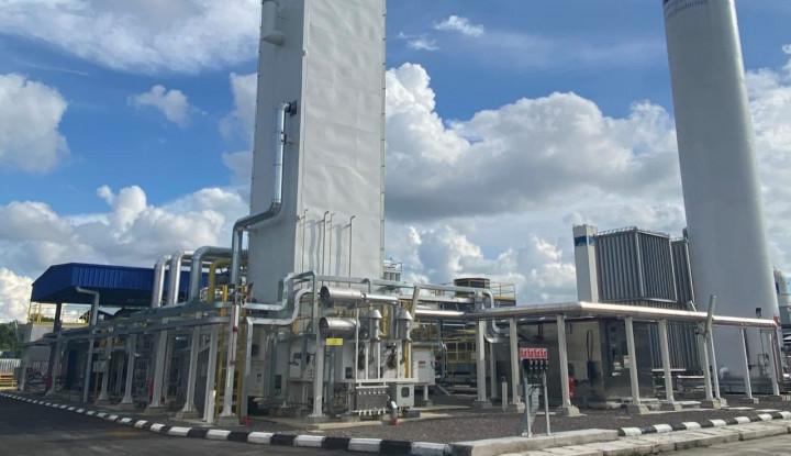 Investasi US$2 Juta, Linde Perluas Kapasitas Produksi Pabrik di Jawa Barat