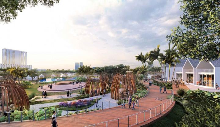 Jawab kebutuhan pasar, Agung Podomoro Land Tawarkan Hunian Berkonsep Villa